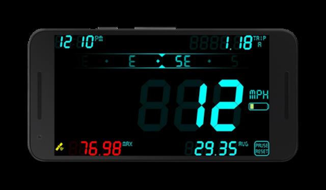 DigiHUD Speedometer screenshot 1
