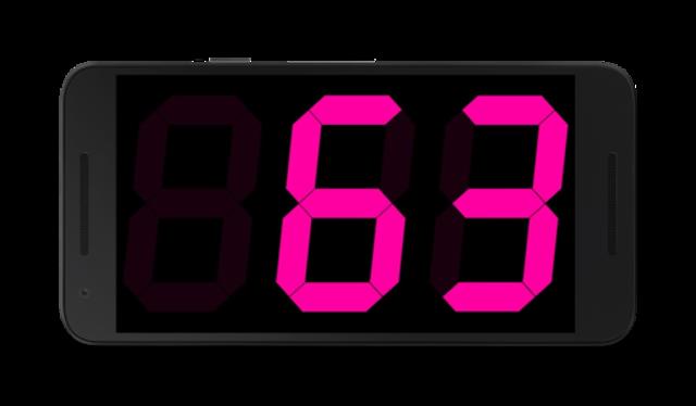 DigiHUD Speedometer screenshot 2