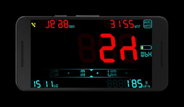 DigiHUD Speedometer screenshot 3