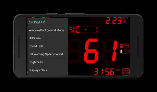 DigiHUD Speedometer screenshot 4
