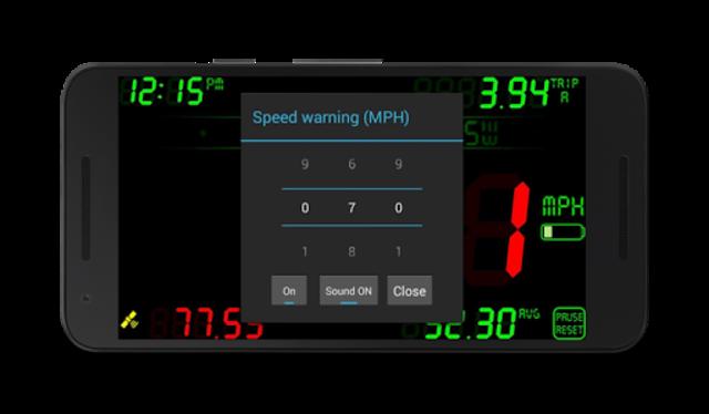DigiHUD Speedometer screenshot 7