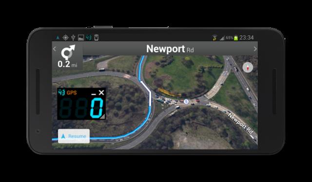 DigiHUD Speedometer screenshot 8