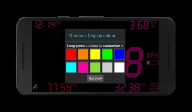 DigiHUD Speedometer screenshot 5