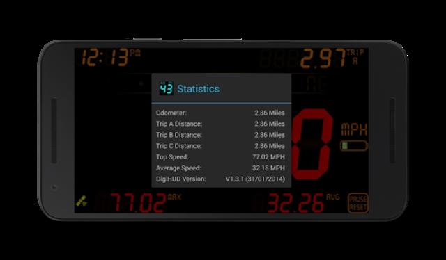DigiHUD Speedometer screenshot 6