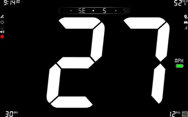 DigiHUD Pro Speedometer screenshot 9
