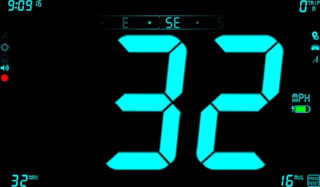 DigiHUD Pro Speedometer screenshot 10