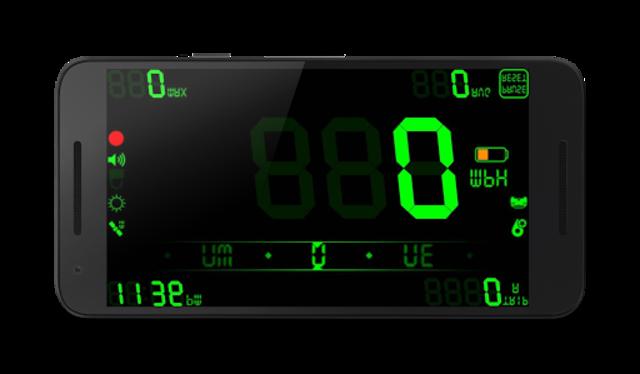 DigiHUD Pro Speedometer screenshot 3