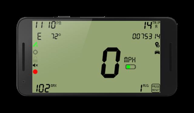 DigiHUD Pro Speedometer screenshot 6