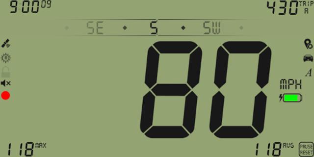 DigiHUD Pro Speedometer screenshot 5