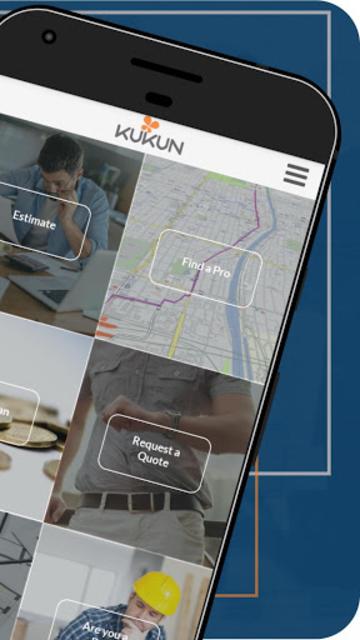 Kukun: Home Remodeling Costs & ROI screenshot 2