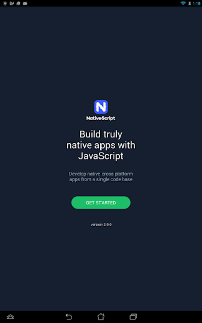Examples NativeScript screenshot 5