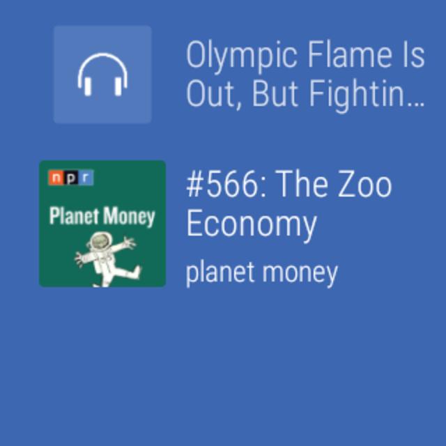 NPR One screenshot 15