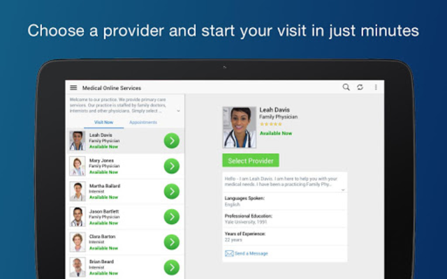 Ochsner Anywhere Care – See a provider 24/7 screenshot 9