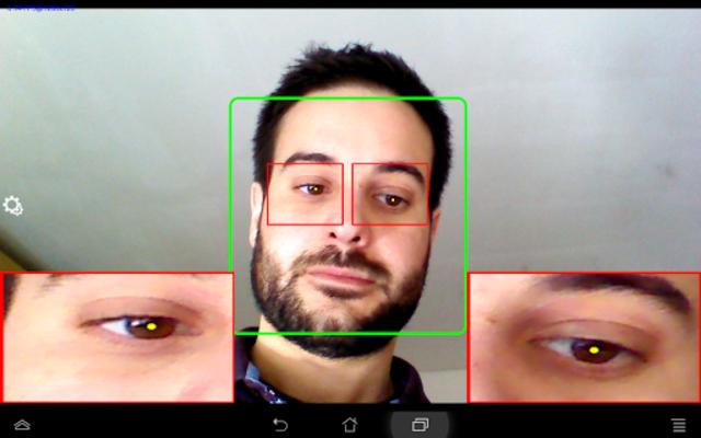 Eye Localization screenshot 2