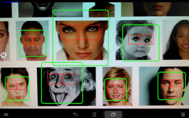 Eye Localization screenshot 3