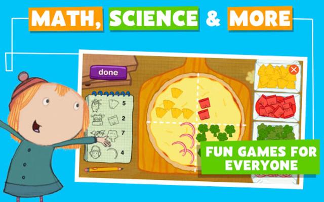PBS KIDS Games screenshot 16