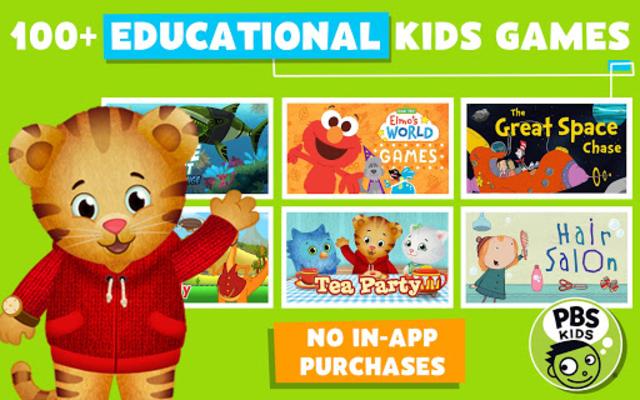 PBS KIDS Games screenshot 18