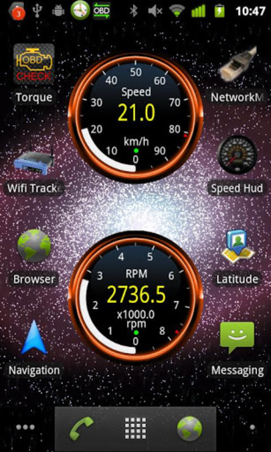 Widgets for Torque (OBD / Car) screenshot 1