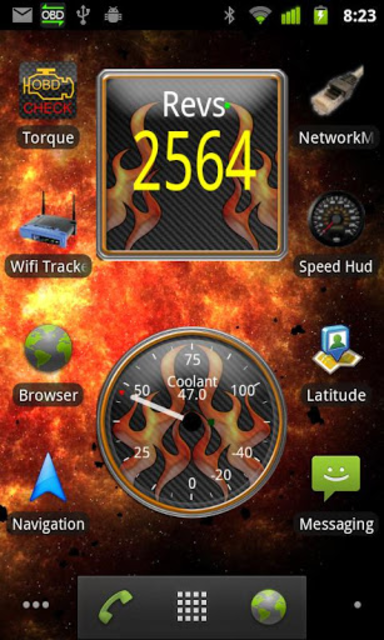 Widgets for Torque (OBD / Car) screenshot 2