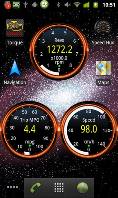 Widgets for Torque (OBD / Car) screenshot 5