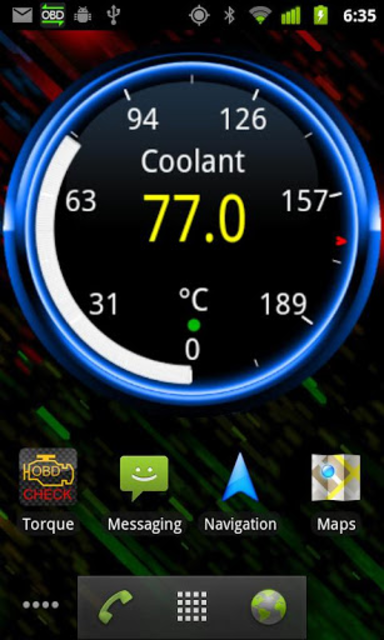 Widgets for Torque (OBD / Car) screenshot 6