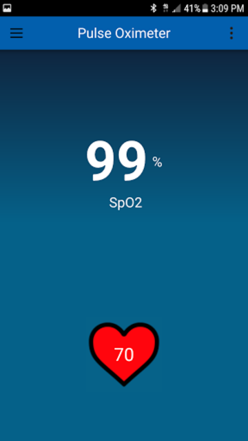 Pulse Oximeter screenshot 2