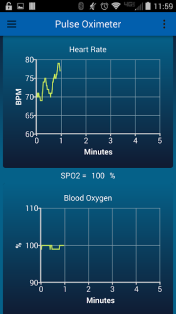 Pulse Oximeter screenshot 4