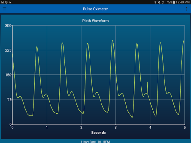 Pulse Oximeter screenshot 6