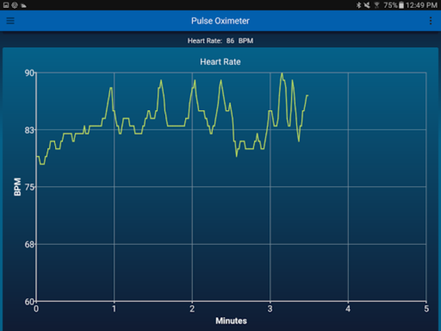 Pulse Oximeter screenshot 7