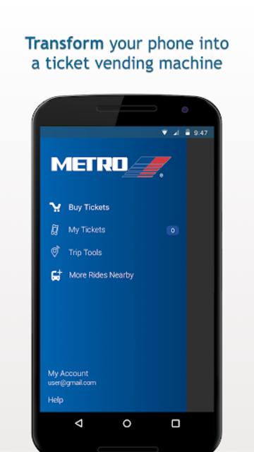 Q-Ticketing screenshot 2