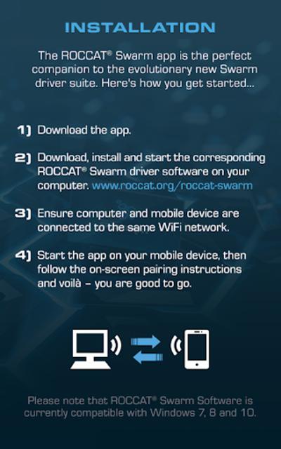 ROCCAT Swarm screenshot 9