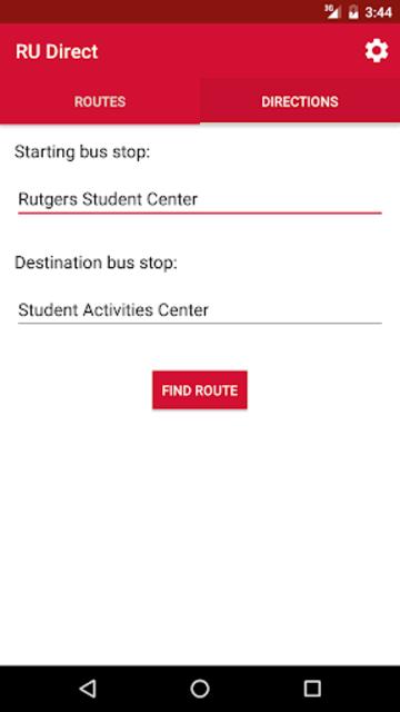RU Direct screenshot 4