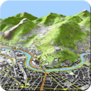 Icon for 3D Map