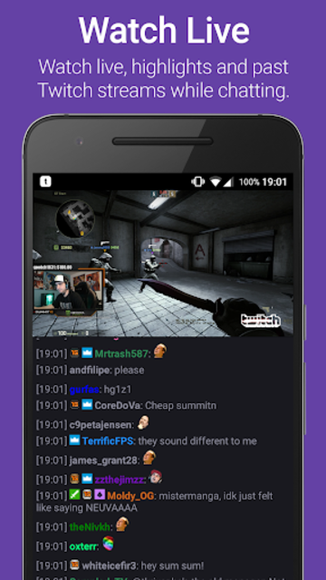 About: TChat for Twitch (Google Play version) | TChat for