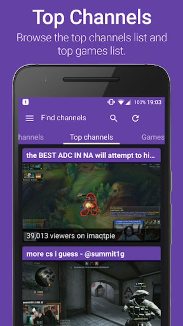 About: TChat for Twitch (Google Play version) | TChat for Twitch
