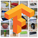 Icon for Objects Detection Machine Learning TensorFlow Demo