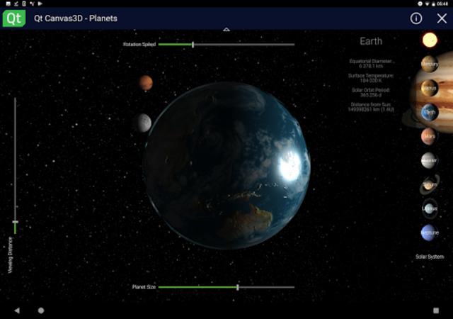 Demo Launcher screenshot 3