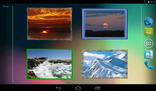 Photo Widget for Android screenshot 9