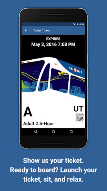 TriMet Tickets screenshot 2
