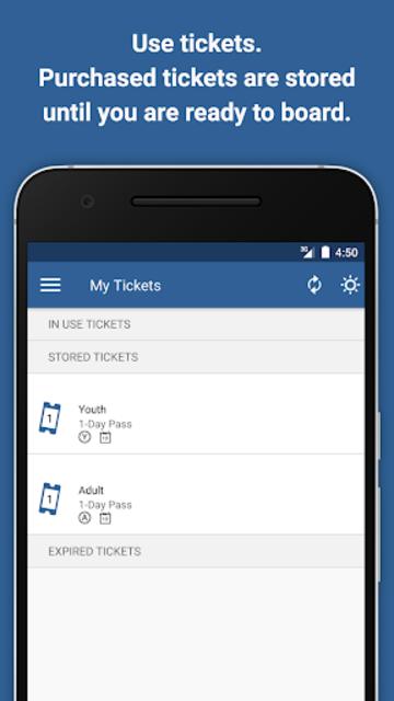 TriMet Tickets screenshot 3