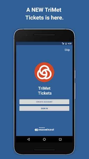 TriMet Tickets screenshot 1