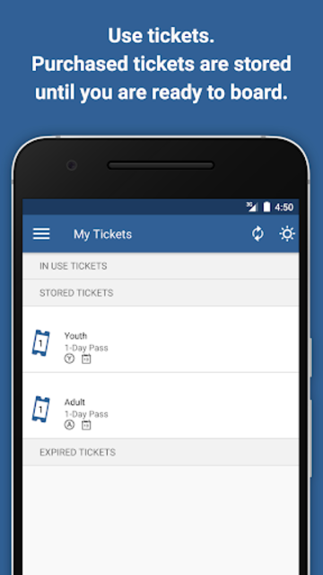 TriMet Tickets screenshot 4