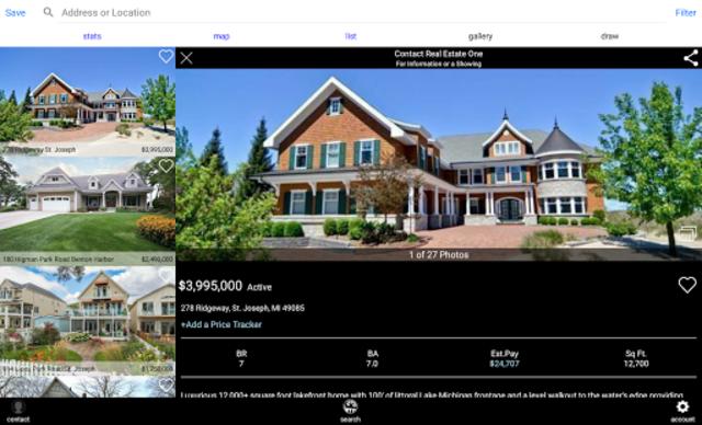 Michigan Real Estate Search screenshot 10