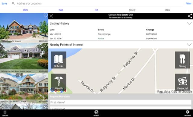 Michigan Real Estate Search screenshot 11