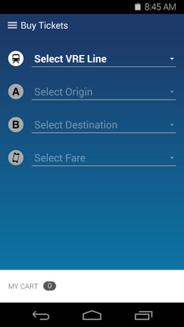 VRE Mobile screenshot 2