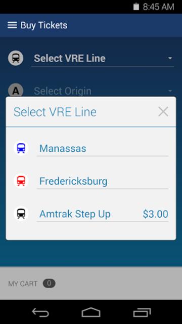 VRE Mobile screenshot 3