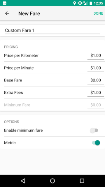 Meter for Uber and Lyft screenshot 5