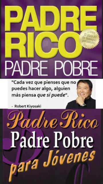 Leer Padre Rico, Padre Pobre screenshot 1