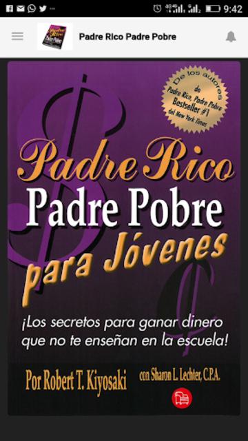 Leer Padre Rico, Padre Pobre screenshot 3