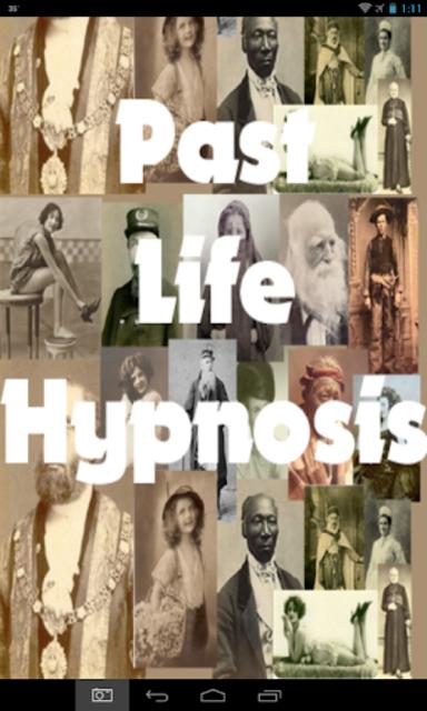 Past Life Recall Self Hypnosis screenshot 1